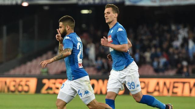 Une soirée de folie et la Juve cède du terrain au Napoli