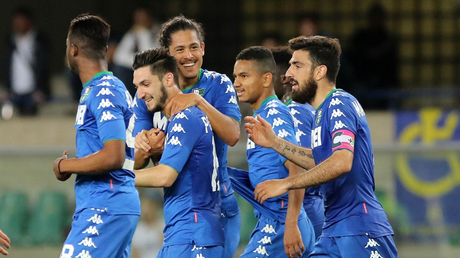 Le pagelle Hellas Verona-Sassuolo 0-1 - Serie A 2017-2018 ...