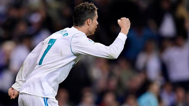 Роналду пребывает в лучшей форме за карьеру. Он забил в 12 матчах подряд
