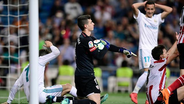 Zidane : «Kepa est très bon, mais je n'avais pas besoin d'un nouveau gardien»
