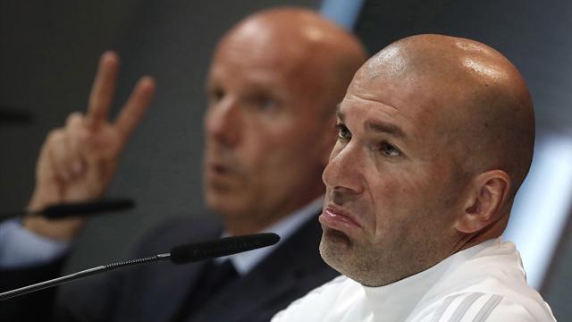 Para Zidane no fue un error no fichar a Kepa en enero