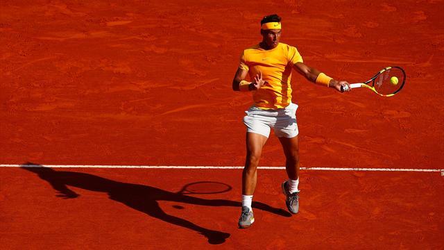 Suivez le tournoi de Monte-Carlo en direct et en exclusivité sur Eurosport et Eurosport Player