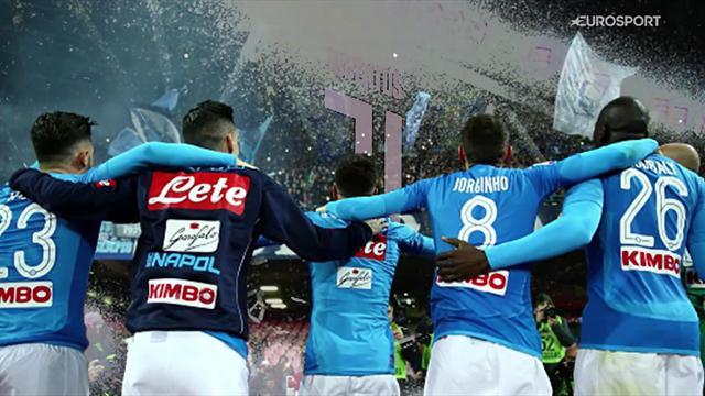 Tuttosport, il direttore: 'Juve a specchio contro il Napoli'