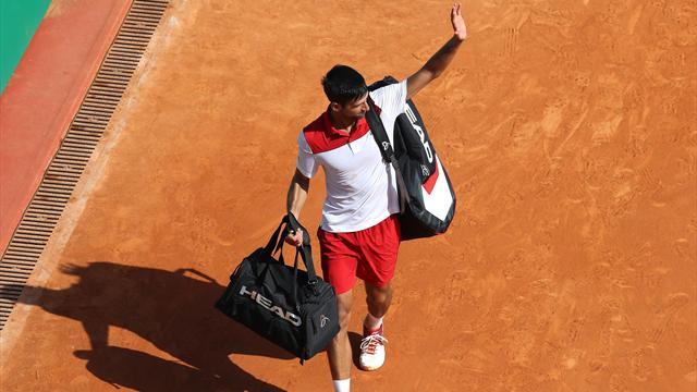 Malgré la défaite, Djokovic positive : «Si je continue comme ça, je vais y arriver»