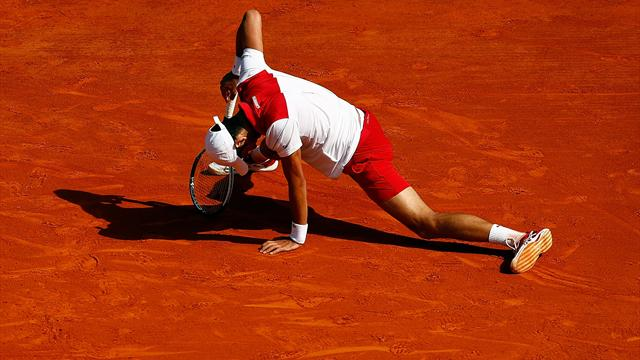 Djokovic en crisis: Cae ante el 140 del mundo en Barcelona