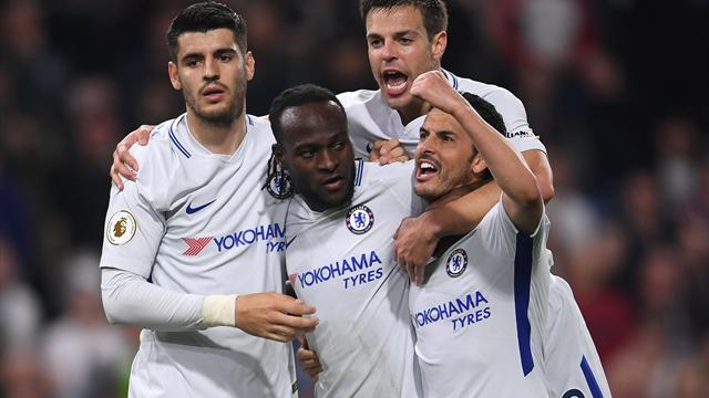 Chelsea continue de rêver d'Europe