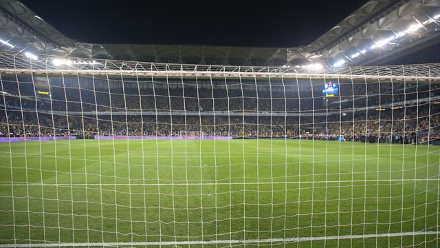 Fenerbahçe'ye üç maç seyircisiz oynama cezası