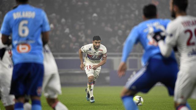 Lyon met la pression sur l'OM... et Monaco