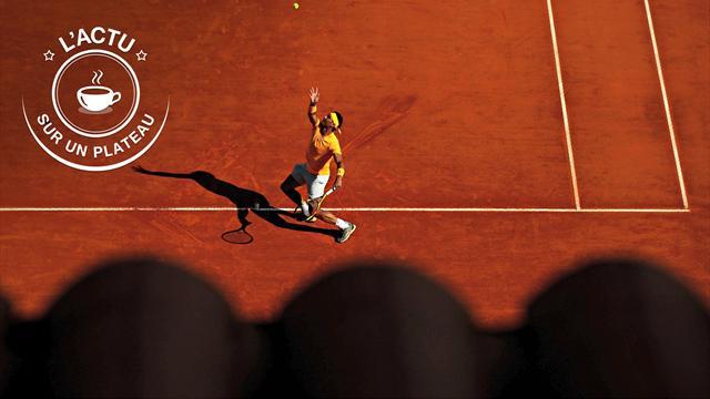 Embiid, 3-0, Gasquet, Nadal, Pinot : l'actu sur un plateau