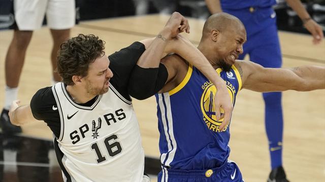 Los Spurs siguen con vida; logran primer triunfo en los playoffs