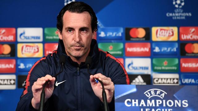 Oficial: Emery no seguirá como entrenador del París Saint-Germain