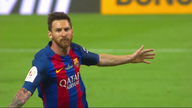 Finale Coppa del Re, Barcellona-Siviglia 5-0: la cronaca del match