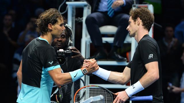Nadal sympathises with Murray over injury 'agony'