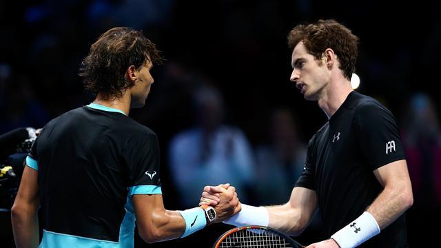 Nadal : ''Murray a pris la bonne décision''