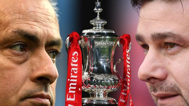 Inför Manchester United-Tottenham: Läget i lagen