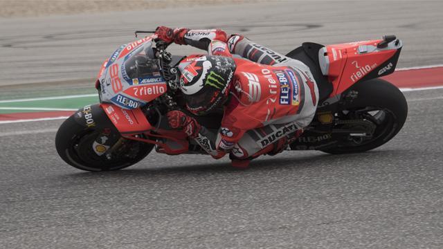 """Libres 1, MotoGP : Andrea Dovizioso (Ducati Team) le plus rapide, le Top 10 en 0""""3 ! - Grand ..."""