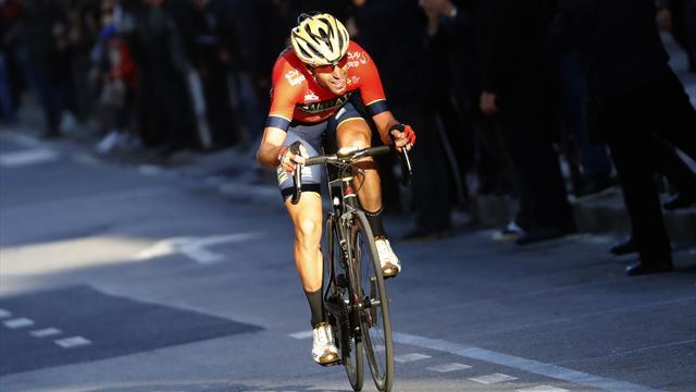 Julian Alaphilippe devant Valverde — Flèche Wallonne