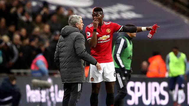 Pogba: 'I don't have to be best friends' with Mourinho