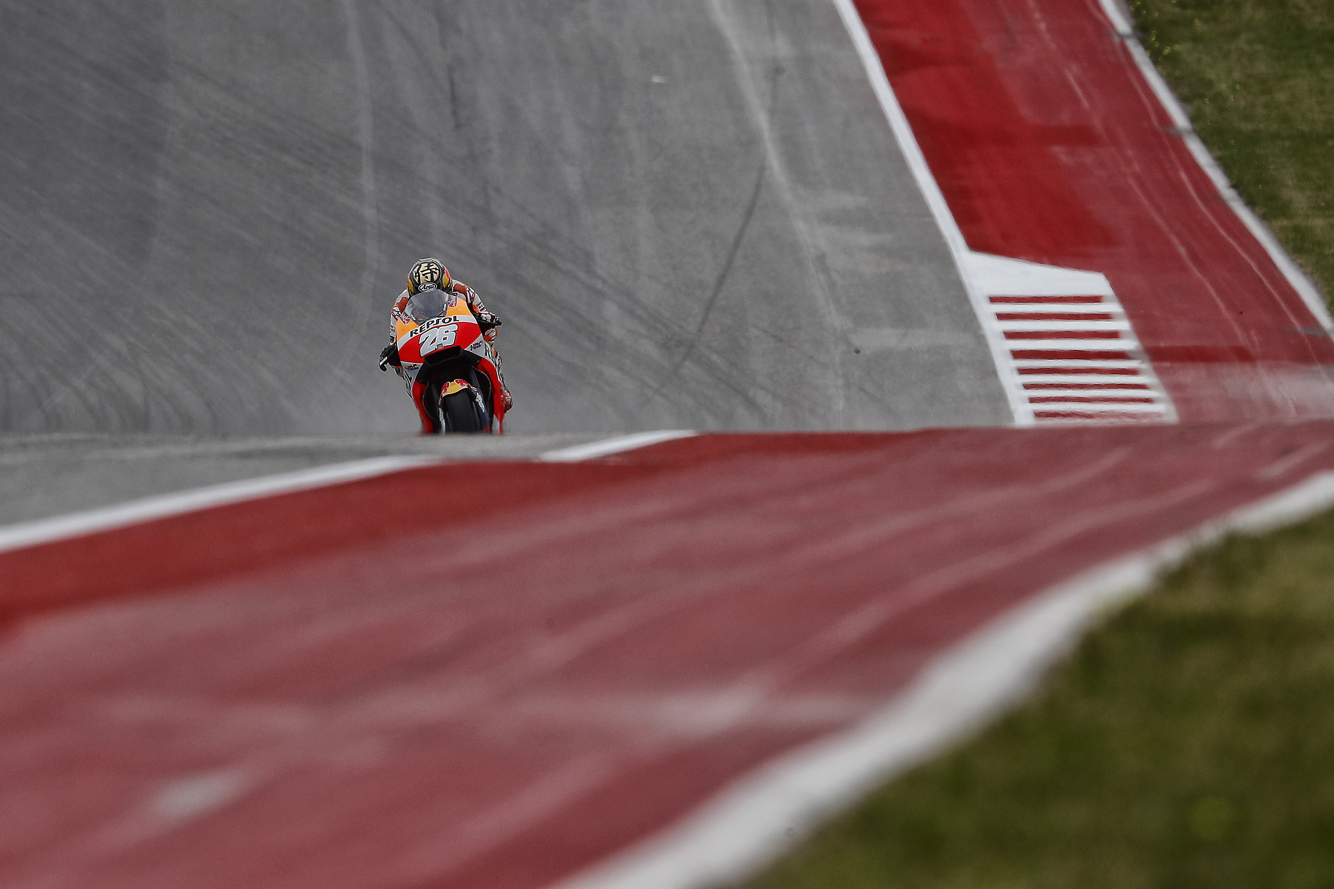 Dani Pedrosa (Honda HRC) au Grand Prix des Amériques 2018