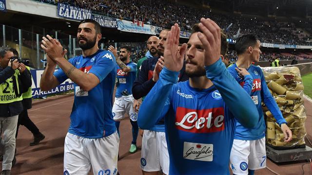 Dynamique, calendrier, histoire : Même en cas de victoire, Naples n'aura que peu de motifs d'espoir