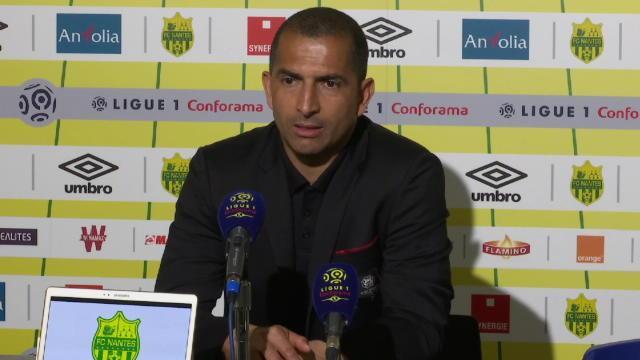 """Ligue 1: 34e j. - Lamouchi: """"Pas un derby qui restera dans les annales"""""""