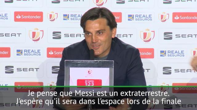 Real Madrid, Atlético ou Séville, qui est l'adversaire préféré de Leo Messi ?