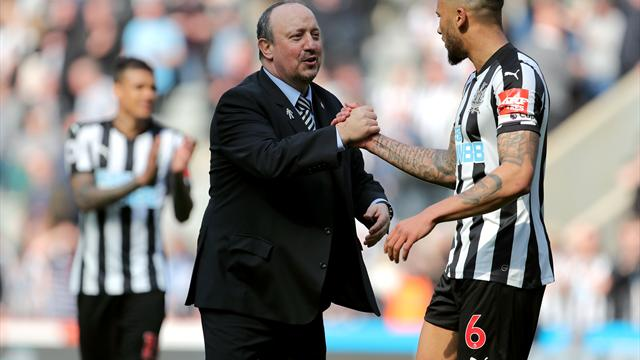Rafael Benitez says organisation can keep Newcastle, Brighton and Huddersfield up