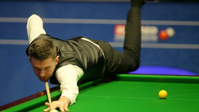 Defending champion Selby suffers shock early exit