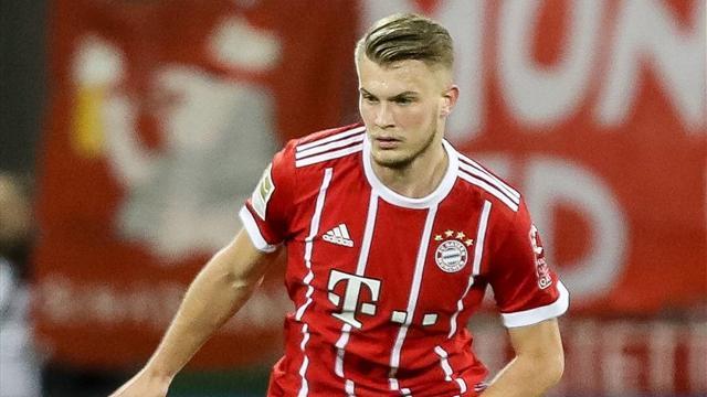 Neues Gesicht beim FC Bayern: Youngster Mai in der Startelf