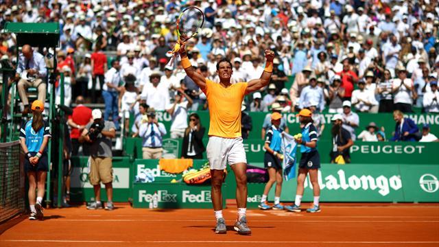 Nadal domina contro Dimitrov: 12esima finale e 34° set consecutivo sulla terra