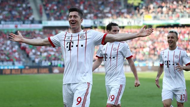 Le Bayern tranquille, Leipzig s'écroule