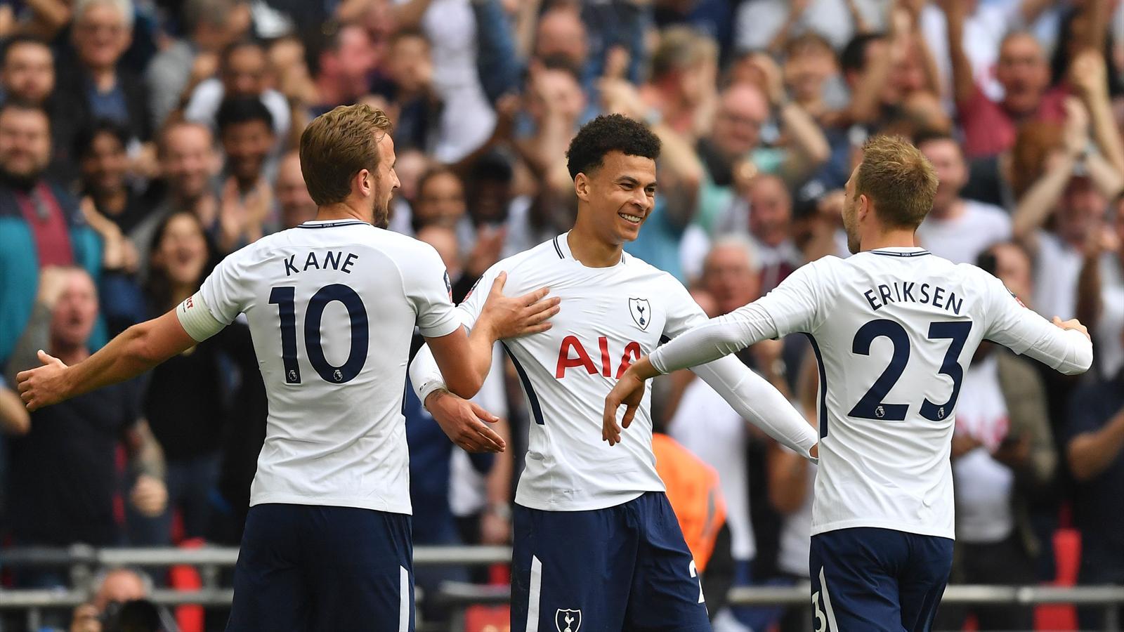 Tottenham Hotspur - Club details - Football - Eurosport