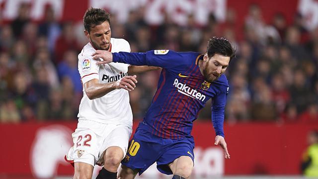 Barcelone-Séville se jouera à Tanger