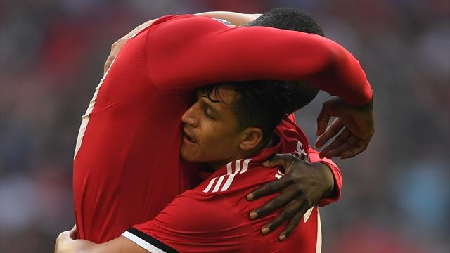United vände och vann - klart för FA-cupfinal