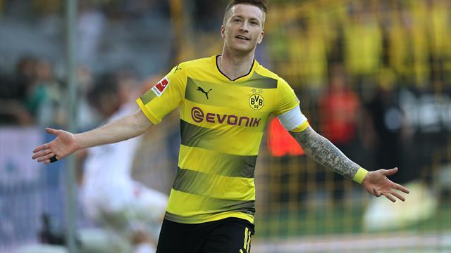 """Reus in Gala-Form: BVB-Star ist der """"Hero of the Weekend"""""""
