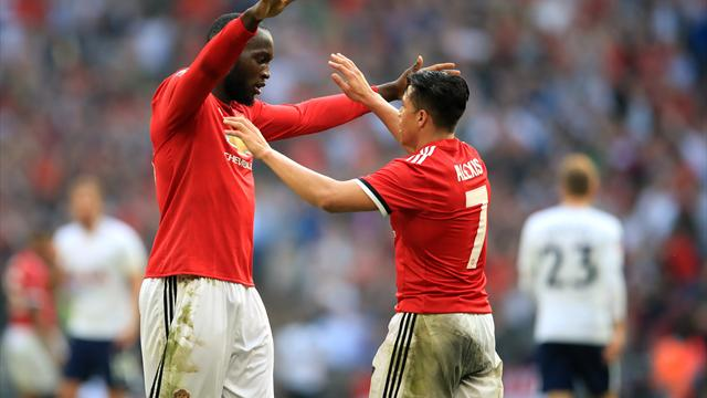 United come from behind to book a return to Wembley