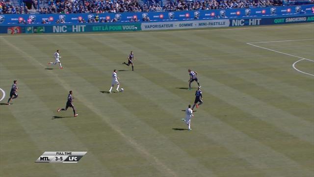 MLS: Otra goleada del LAFC, triplete de Piatti y Vela vuelve a marcar