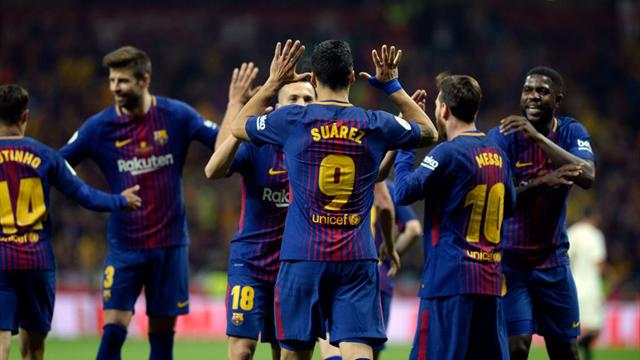 Матч за Суперкубок Испании между «Барселоной» и «Севильей» будет сыгран в Марокко