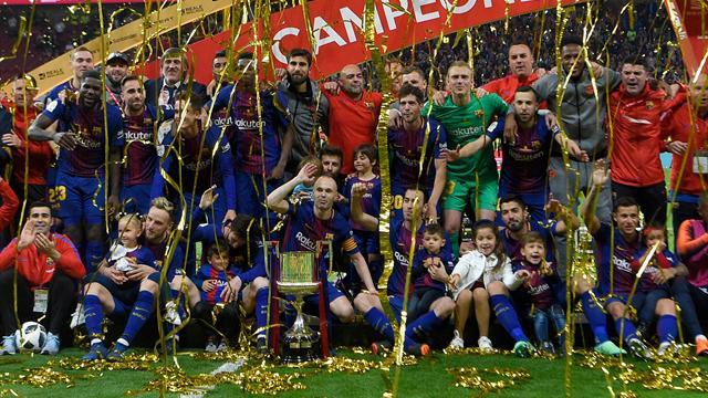 Le Barça ajoute un 30e joyau à sa couronne