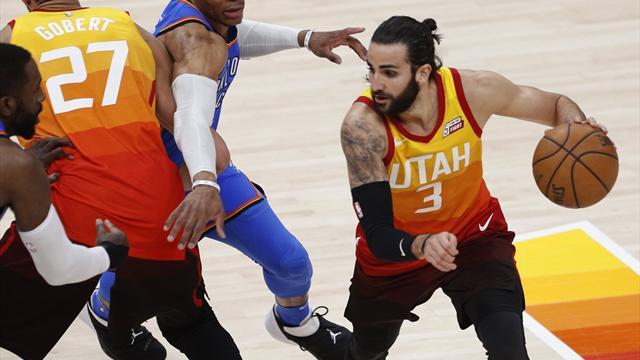Utah Jazz-Oklahoma City Thunder: El partido de su vida (115-102, serie 2-1)