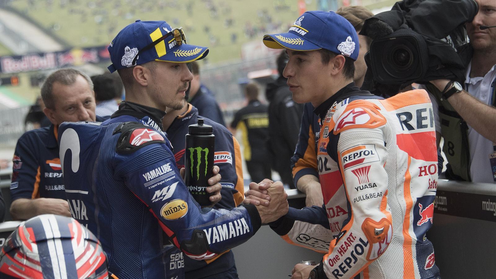 MotoGP: Marc Marquez verliert Austin-Pole an Vinales - Grand Prix Americas 2018 - Motorrad ...