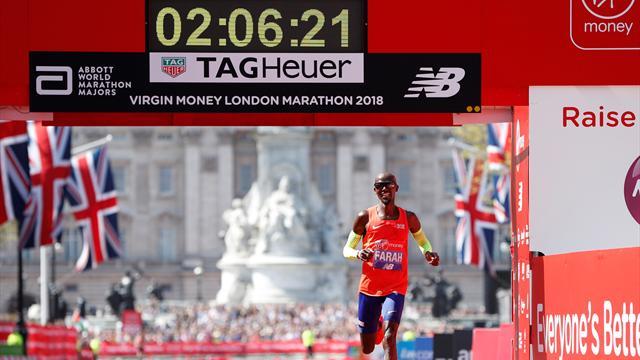 Mit Video | London-Marathon mit Hattrick durch Kipchoge und Rekord für Farah