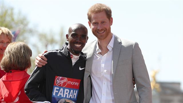 Farah makes British marathon history in London