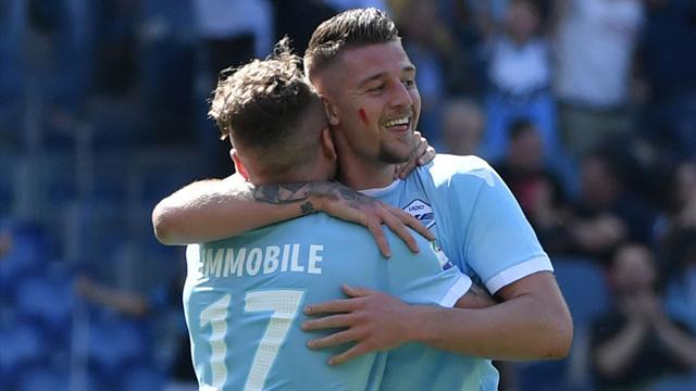 Lazio-Sampdoria: probabili formazioni e statistiche
