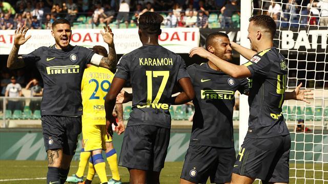 Chievo Inter. Spalletti: 'da club basi per costruire'