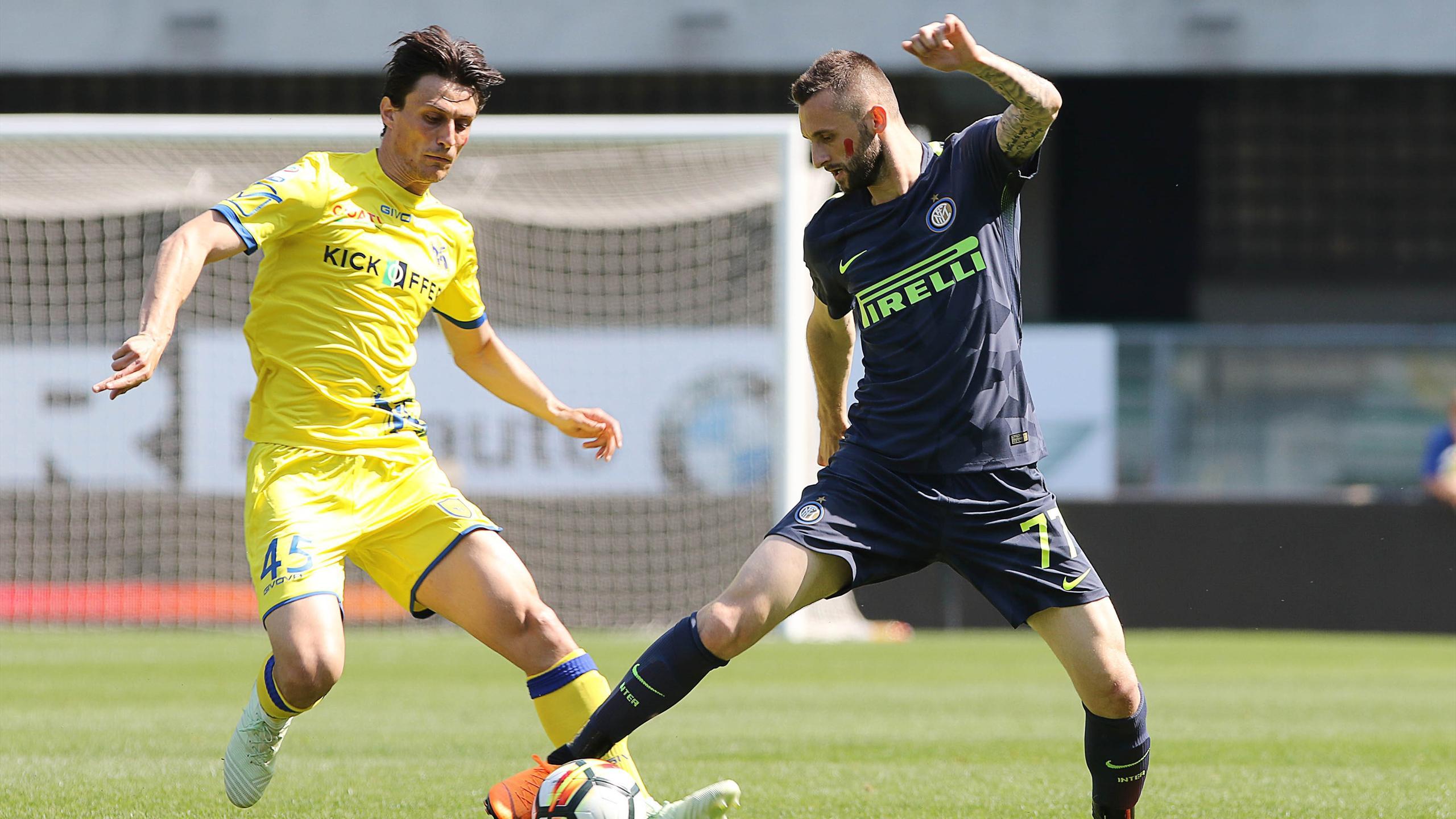 Seconda Maglia Inter Milan MARCELO BROZOVIC
