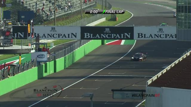 #1 Audi takes season opener in Monza