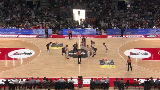 Basket, disordini prima di Virtus Bologna-Varese: accoltellato un tifoso