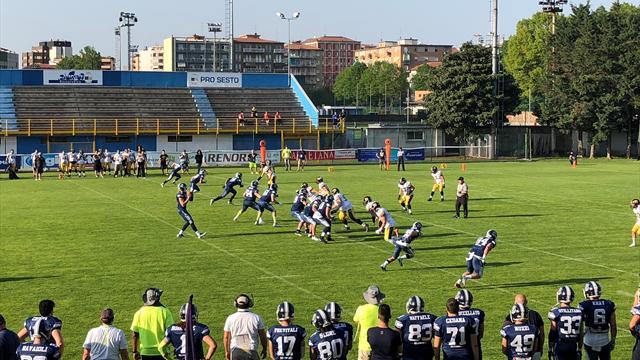 I Seamen battono Torino per la quinta vittoria in fila, Parma resta in scia superando Ancona