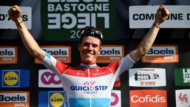How the race was won: Liege-Bastogne-Liege 2018